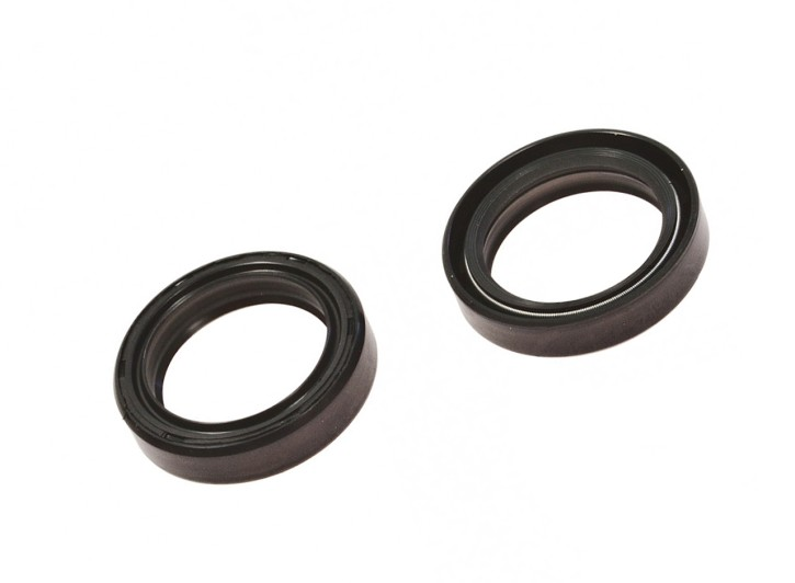 2 FORK OIL SEALS for YAMAHA SR 500 RD250 400 XS650 XT250