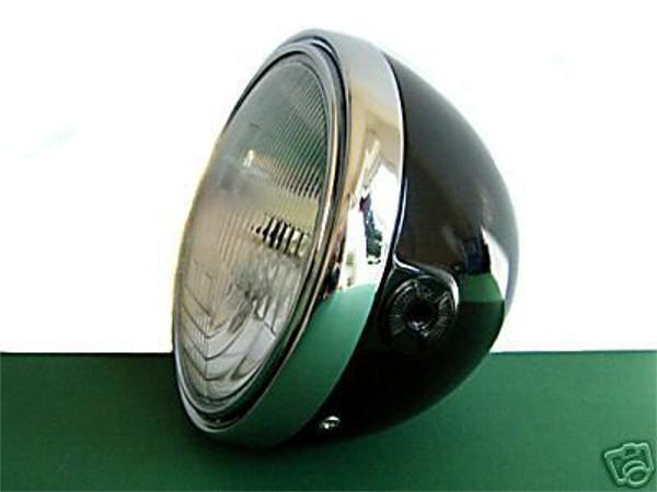 SCHEINWERFER, Lampe im LUCAS-Stil