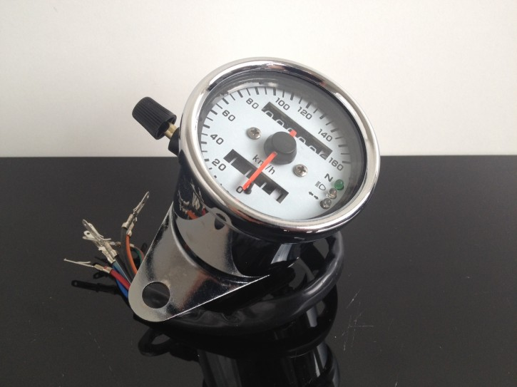 B-Ware: Mini-Tachometer speedometer 60mm