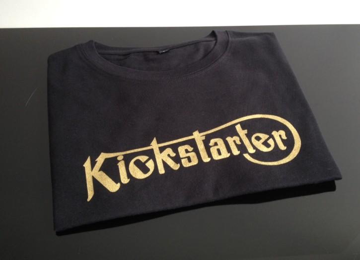 KICKSTARTER T-Shirt, Size XXL  L