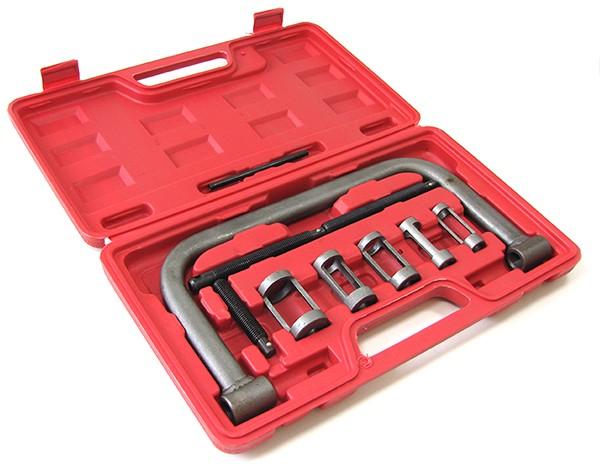 10 pieces VALVE SPRING COMPRESSOR toolset