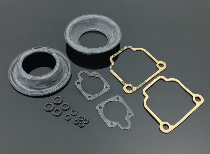 GASKET SET incl. Diaphragms for BING CV-Carburetors Ø26/28/32/40mm