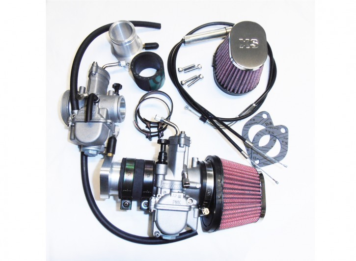 Performance CARBURETOR-Kit by Keihin for YAMAHA XS650