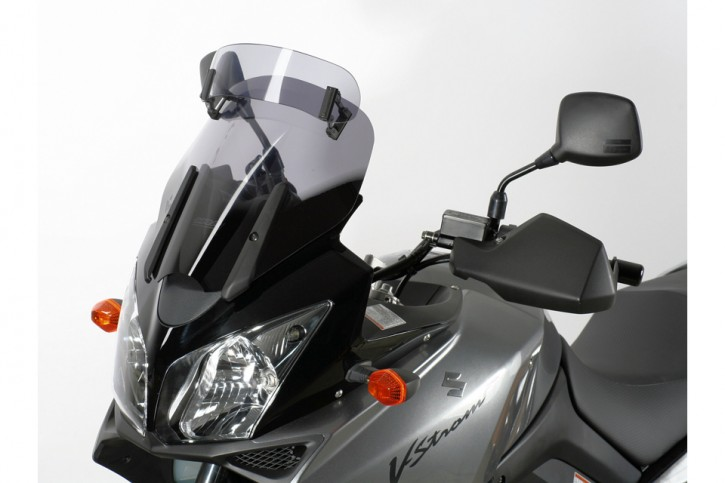 MRA Vario Touring Screen SUZUKI DL 1000, 04-10, smoke