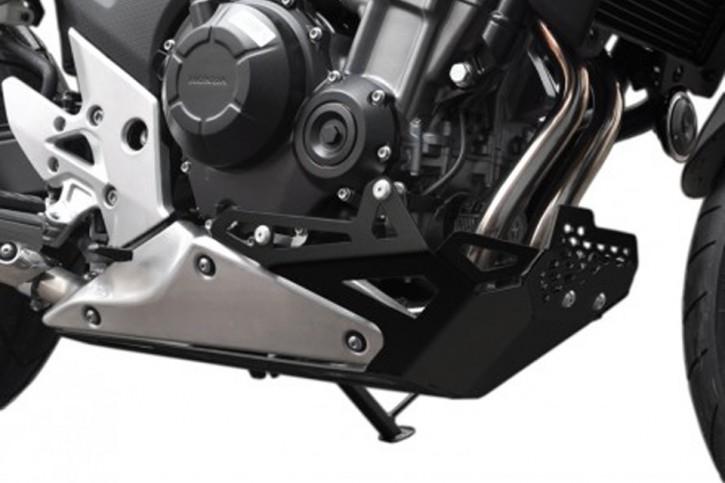 IBEX Motorschutz HONDA CB 500 X Schwarz