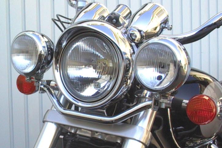FEHLING Spotlight bracket HONDA F6C Valkyrie 96-01