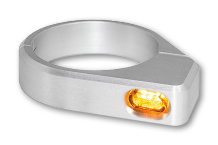 ZC-Line Gabel Blinker MICRO 41mm (bis 39mm) silber