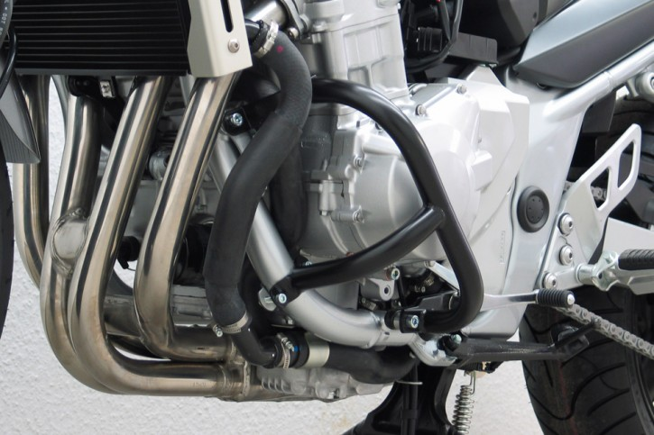 FEHLING Motor-Schutzbügel, schwarz, SUZUKI GSF 650 Bandit Bj.07 (WG)