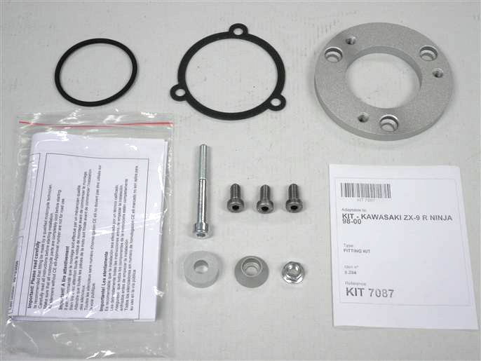 IXIL Mounting kit for ZX-9 R Ninja, year 98-03