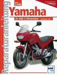 Motorbuch Engine book No. 5148 repair instructions YAMAHA XJ 600 S Diversion (1992-)