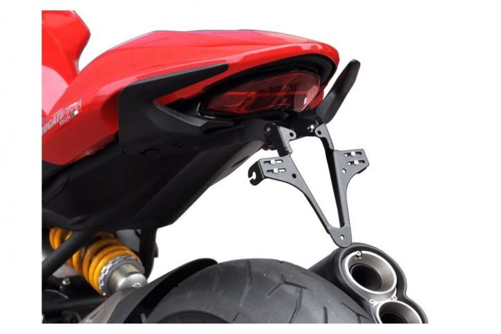 HIGHSIDER License plate bracket DUCATI Monster 821, 14-