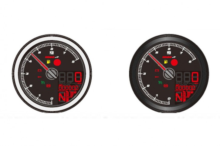 KOSO HD-01 Sportster 883 Tachometer/Tachometer