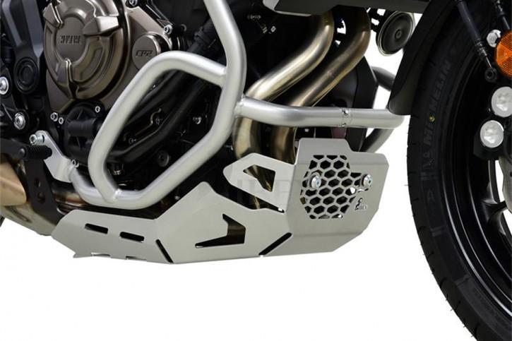 IBEX Motorschutz silber YAMAHA MT-07 Tracer