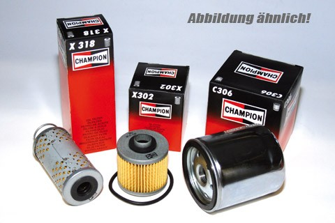 CHAMPION Oil filter black for BUELL/HARLEY-DAVIDSON