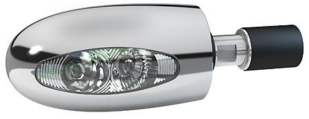 Kellermann BL 1000 LED chrome