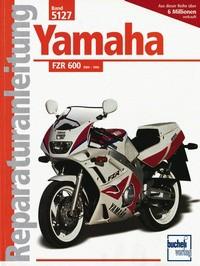 Motorbuch Engine book No. 5127 repair instructions YAMAHA FZR 600 (1989-95)