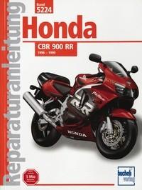 Motorbuch Engine book No. 5224 repair instructions HONDA CBR 900 RR (1996-)