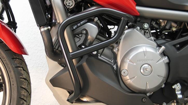 FEHLING Schutzbügel, schwarz, Honda NC 700 X, (RC63) 2012-2013 und NC 750 X, (RC72) 2014-2015