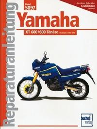 Motorbuch Bd. 5097 Reparatur-Anleitung YAMAHA XT 600+Ténéré (1983-90)