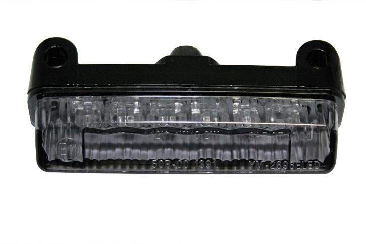 SHIN YO Mini-LED-Rücklicht, getöntes Glas, E-gepr.