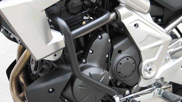 FEHLING Motor-Schutzbügel, Kawasaki Versys, (LE650C) 2010-2014