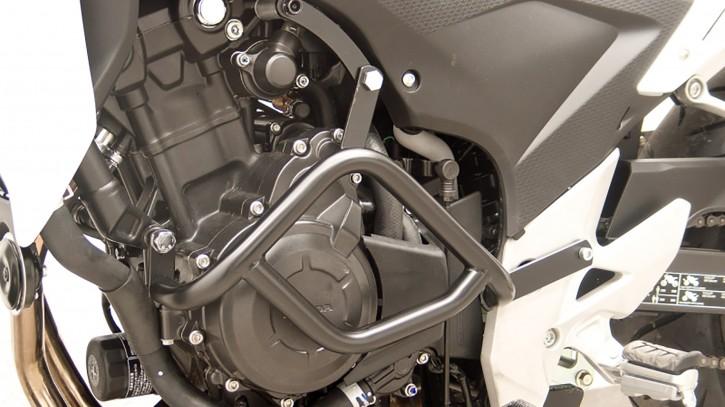 FEHLING Schutzbügel, schwarz, Honda CB 500 F, (PC45) 2013- und CB 500 X, (PC46) 2013-