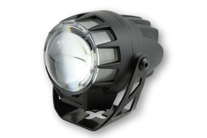 HIGHSIDER LED headlight DUAL-STREAM, black