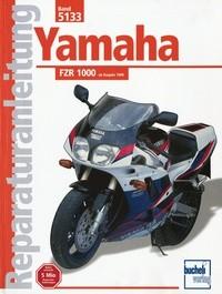 Motorbuch Engine book No. 5133 repair instructions YAMAHA FZR 1000 (1989-95)