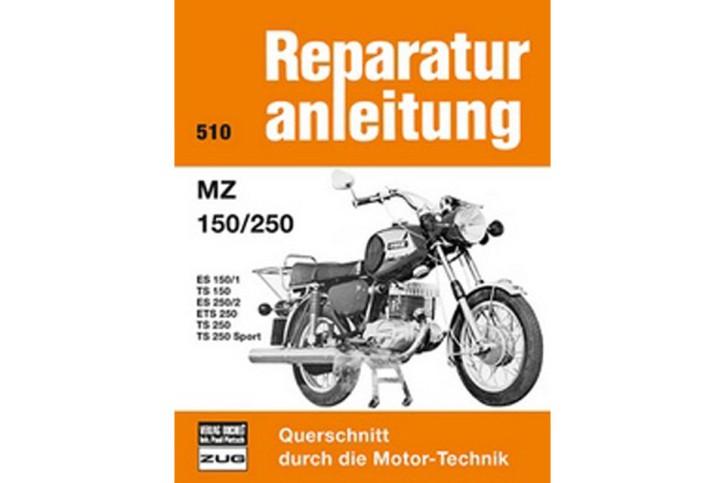 Motorbuch Engine book Bd. 5309 Repair Instructions MZ 150/250 - ES 150/1/TS 150/ES 250/2/ ETS 250/ TS 250