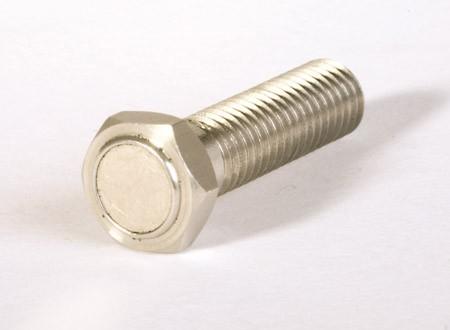KOSO Magnetschraube M8 x 1.25 x L. 29 mm für Tachos mit Sensor, Edelstahl
