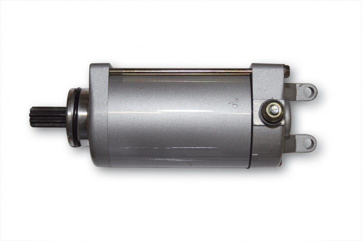 motoprofessional Anlasser, silber, für HARLEY-DAVIDSON