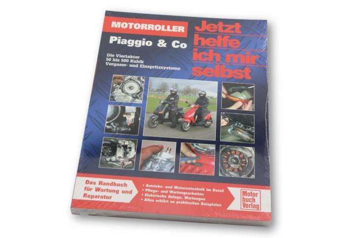 Motorbuch Jetzt helfe ich mir selbst, Motorroller (Vespa, Piaggio + Co.), Band 289