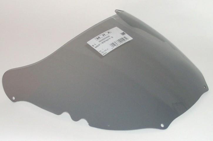 MRA Verkleidungsscheibe, APRILIA AF 1, 50/125, 91-92, schwarz, Originalform