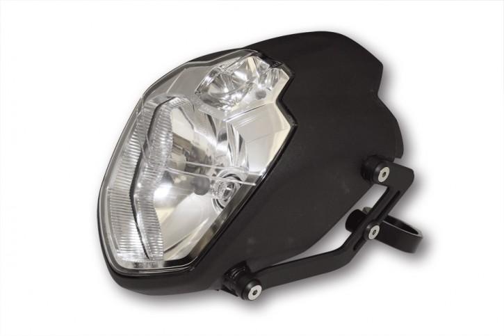 HIGHSIDER UB1 headlight set for 42-43 mm diameter