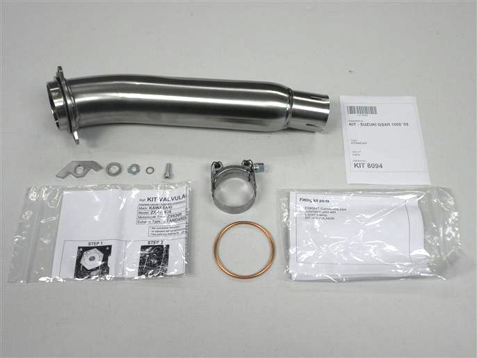 IXIL Adapter tube for GSX 1000 R, year 05-06