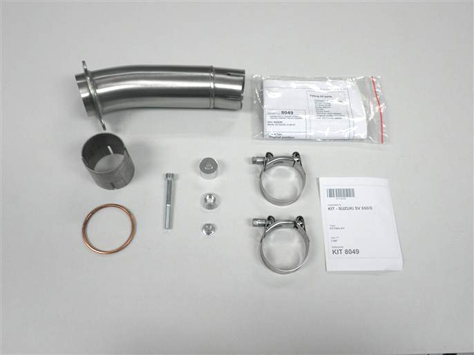 IXIL Adapter tube for SV 650/S, year 99-02