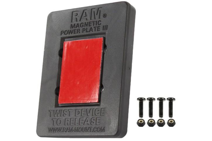 RAM Mounts UNPKD RAM power plate iii (radar detect)