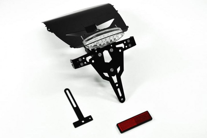 IBEX-Pro License plate holder HONDA CBR 1000 RR, 08-09
