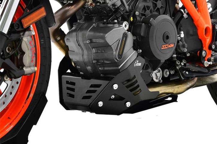 IBEX Motorschutz KTM 1290 Superduke R 14-/GT 16-, schwarz