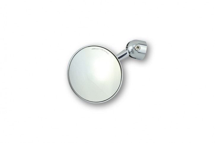 HIGHSIDER Handle bar end mirror CLASSIC, chrome