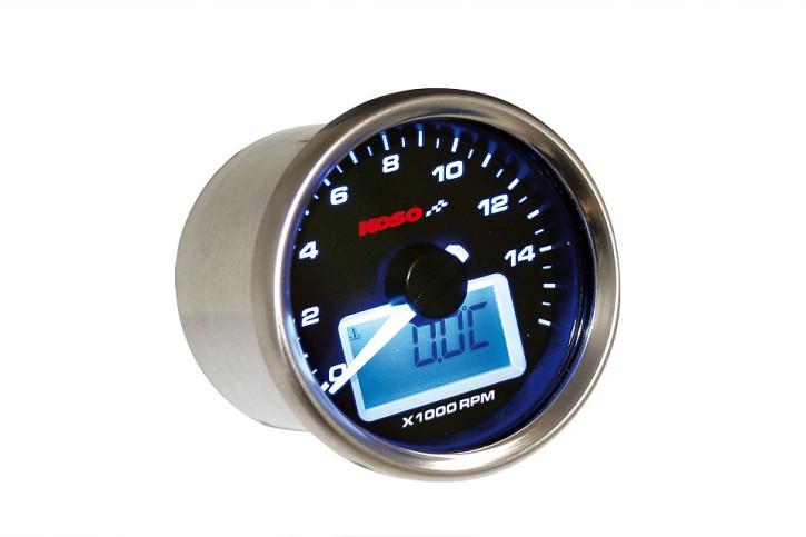 KOSO Tachometer GP style D55