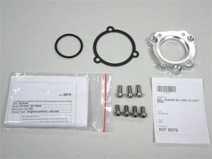 IXIL Montage Kit SV 1000, linke Seite