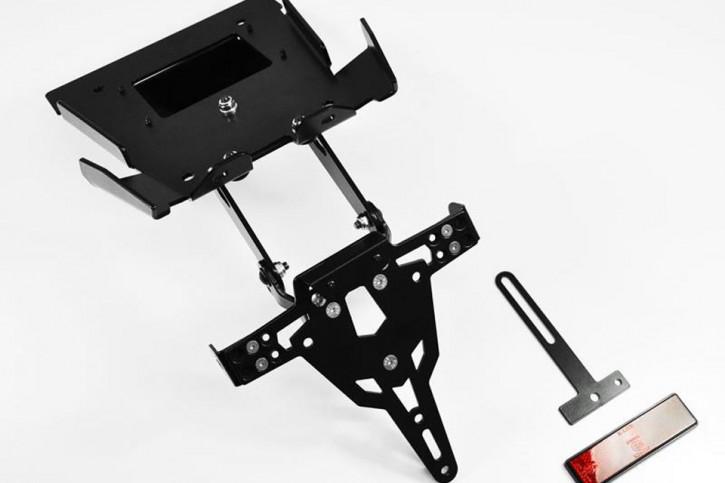 IBEX-Pro License plate holder DUCATI Monster 1100, 09-13