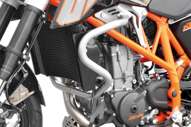 IBEX Crash bar KTM 690 Duke 12-18 silver