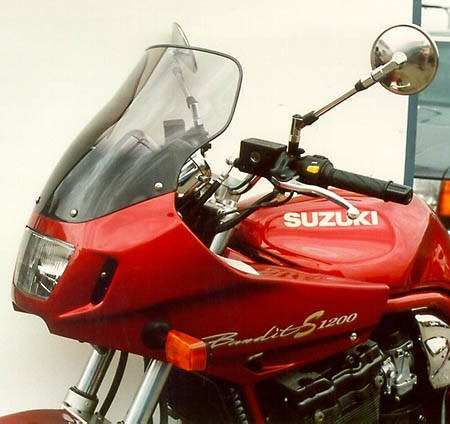 MRA Touring Shield, SUZUKI GSF 1200/600 S,-00, clear