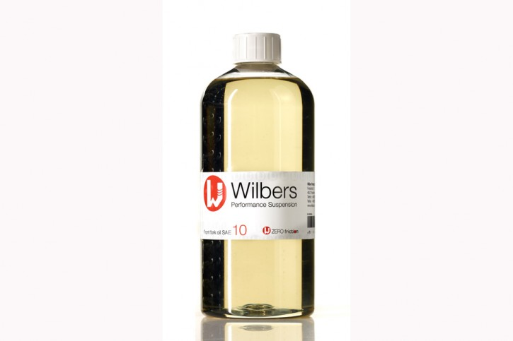 WILBERS Zero Friction SAE 10 fork oil