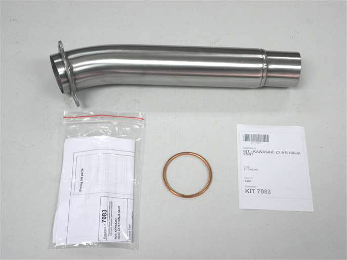 IXIL Adapter tube for Versys 1000, year 12-