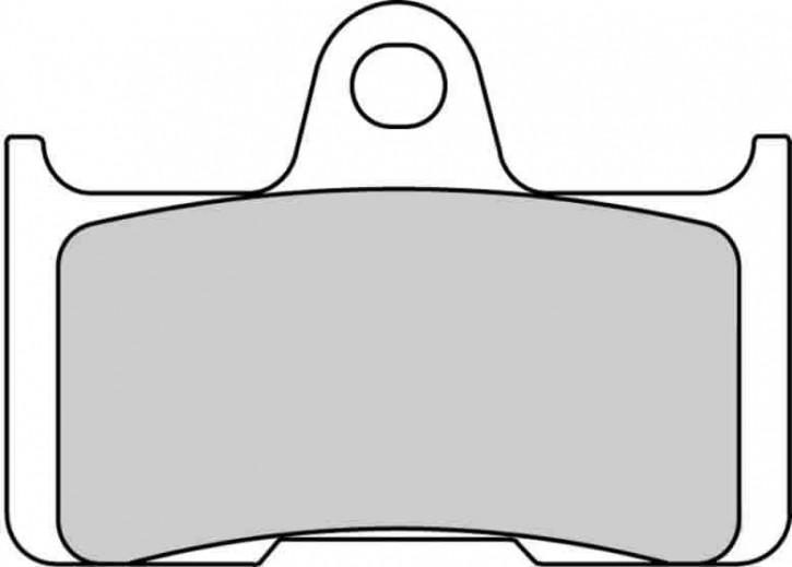 FERODO Sinter disc brake pad FDB 2193 SG
