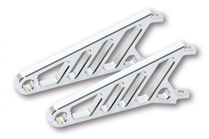 CNC Alu headlight bracket
