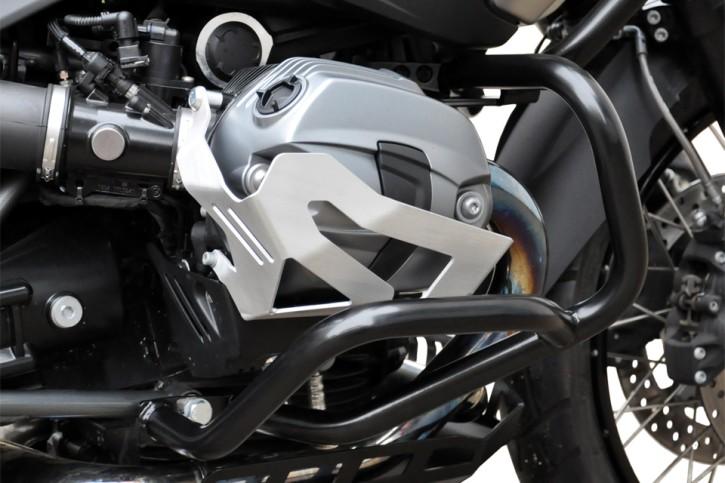 IBEX Zylinderschutz BMW R 1200 GS/R/ST Adventure Silber